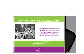 Plan pracy dydaktyczno-wychowawczej